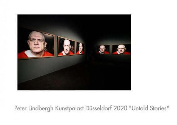 Peter Lindbergh Dokumentation Ausstellung Düsseldorf