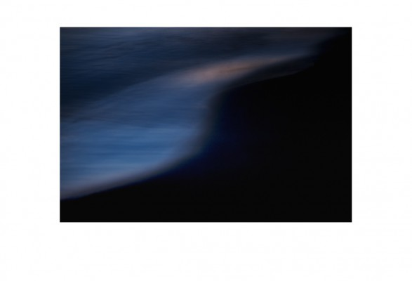 Das Meer in der Nacht